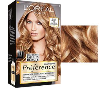 Краска для волос преферанс мелирование